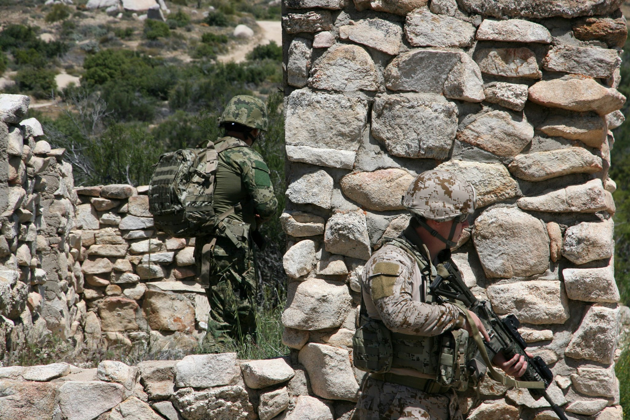 Mexico Selects Us4ces Camouflage