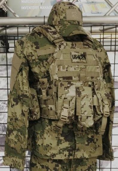 U.S. Army Camouflage