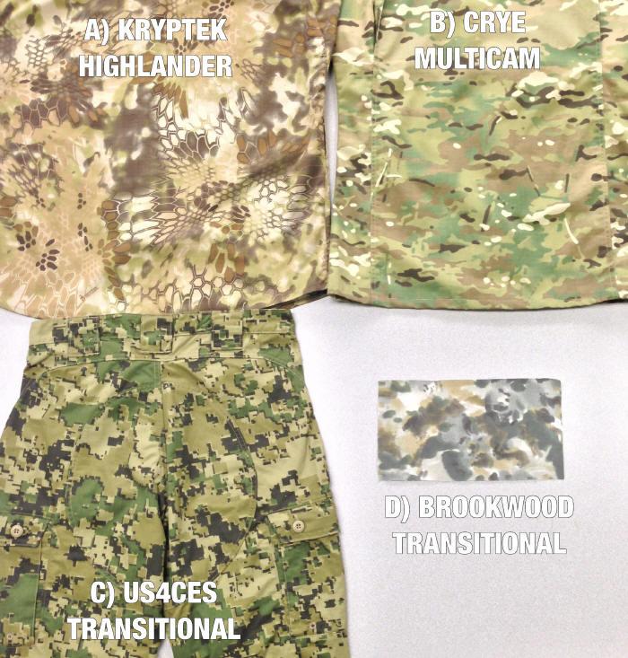 Army Scorpion Pattern