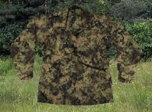 HyperStealth Camouflage goes Biotechnical